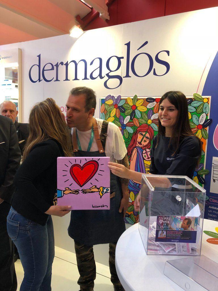 Accion Dermaglos-Congreso Medico6