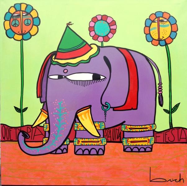 cb472-elefante violeta
