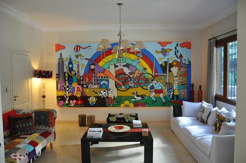 Mural vivienda part
