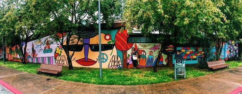 Plaza inmigrantes-Olivos
